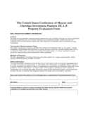 Form for Property Evaluation Free Download