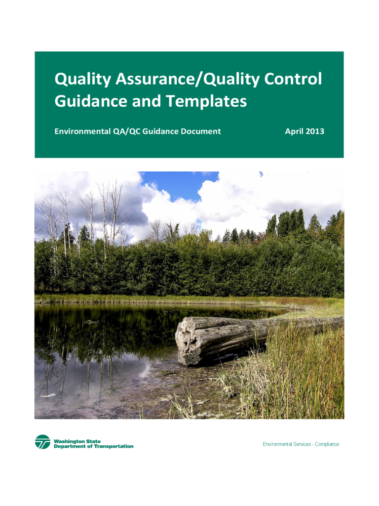 quality assurance policy template 2 free templates in pdf word