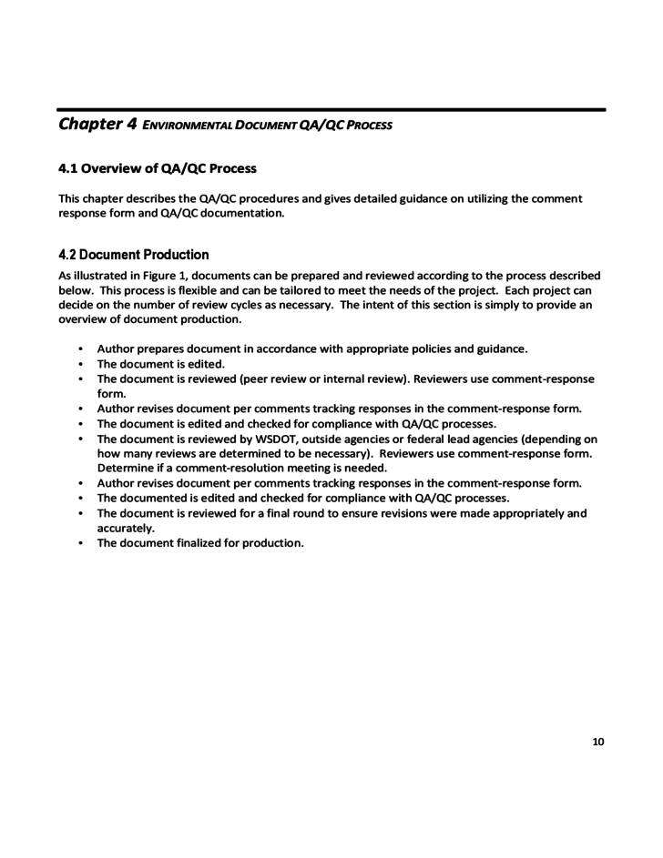 Quality assurance quality control guidance and templates for Quality assurance policy template