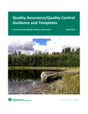 Quality Assurance/Quality Control Guidance and Templates Free Download
