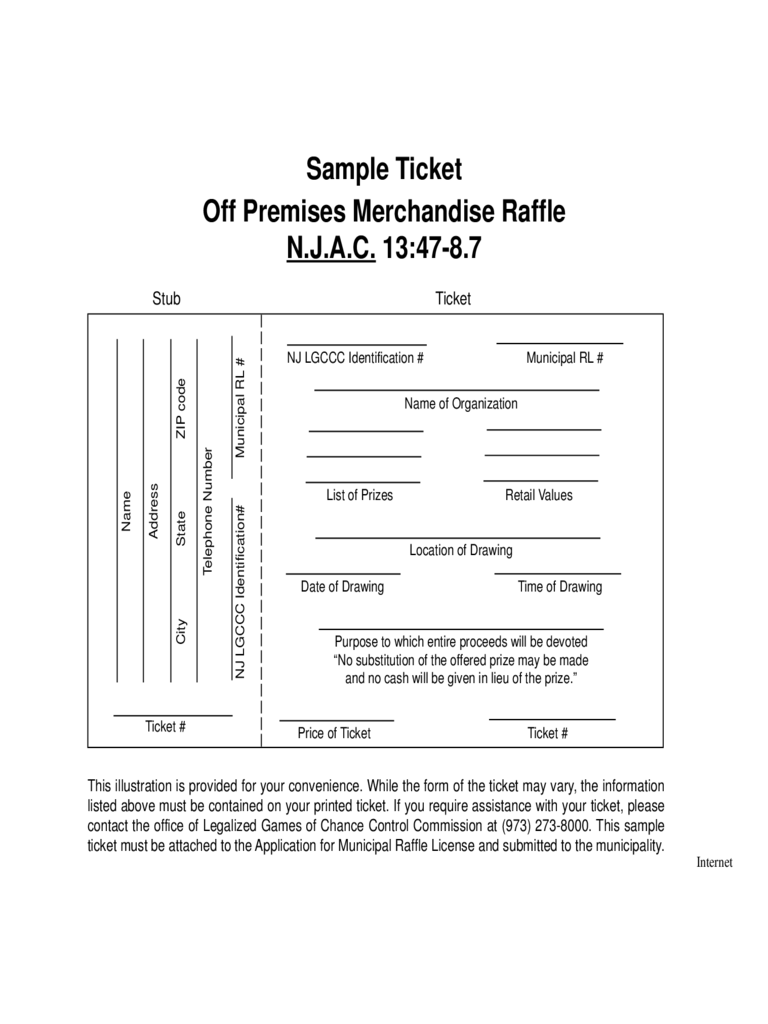 raffle ticket template 6 templates in pdf word excel sample template for raffle ticket