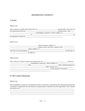 Remodeling Contract Free Download