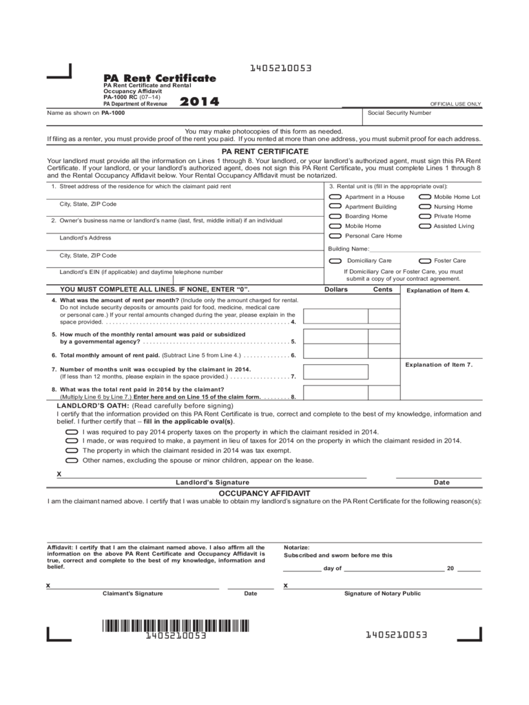 Rent certificate form 7 free templates in pdf word excel download rent certificate sample form altavistaventures Image collections