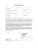New Jersey Rental Application