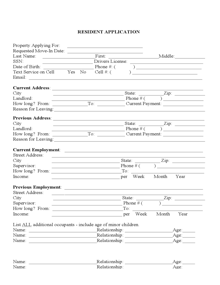 georgia-rental-application-form-l1  Page Rental Application Form on free sample job, sample scholarship, blank scholarship, examples job, free printable job, sample rental, credit card,