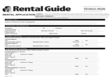 Rental Application Form - California