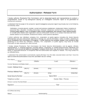 Rental Background Check Sample Form Free Download