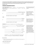 Lease Agreement Sample - British Columbia