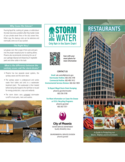 Stormwater Restaurant Brochure Free Download