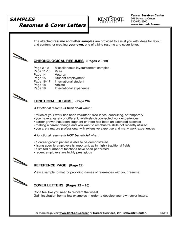 1 Sample Resume Cover Letter  Template For Resume Cover Letter