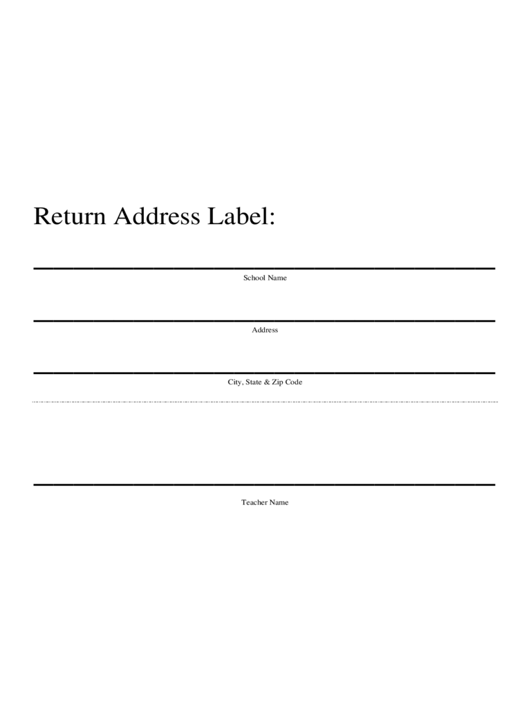 return address label template 1 free templates in pdf word excel download. Black Bedroom Furniture Sets. Home Design Ideas