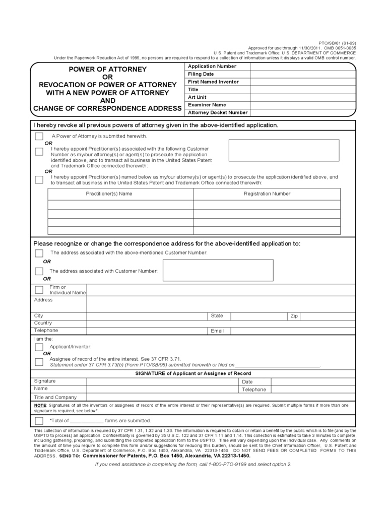 Revocation of power of attorney form 17 free templates in pdf power of attorney and revocation of power of attorney form falaconquin