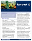 Safeguarding Children Policy and Procedures Free Download