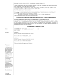 Sample Residential Contract of Sale Free Download