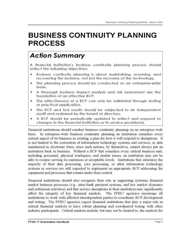 Business Continuity Planning Flashcards | Quizlet
