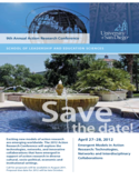 Conference Save The Date Card Free Download