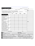 UCSC Academic Year Planning Form Free Download