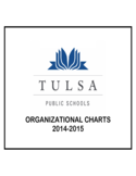 Organizational Chart - Tulsa Public Schools Free Download