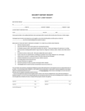 Security Deposit Receipt - Louisiana State University Free Download