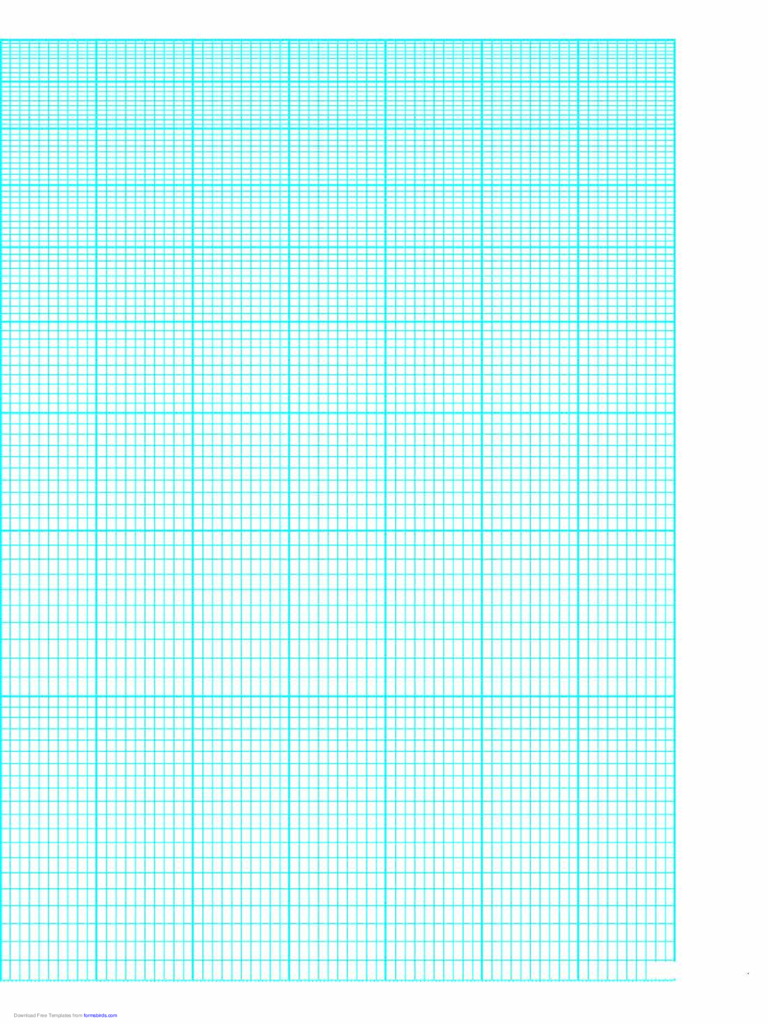 Semi Log Graph Paper - 12 Free Templates in PDF, Word, Excel