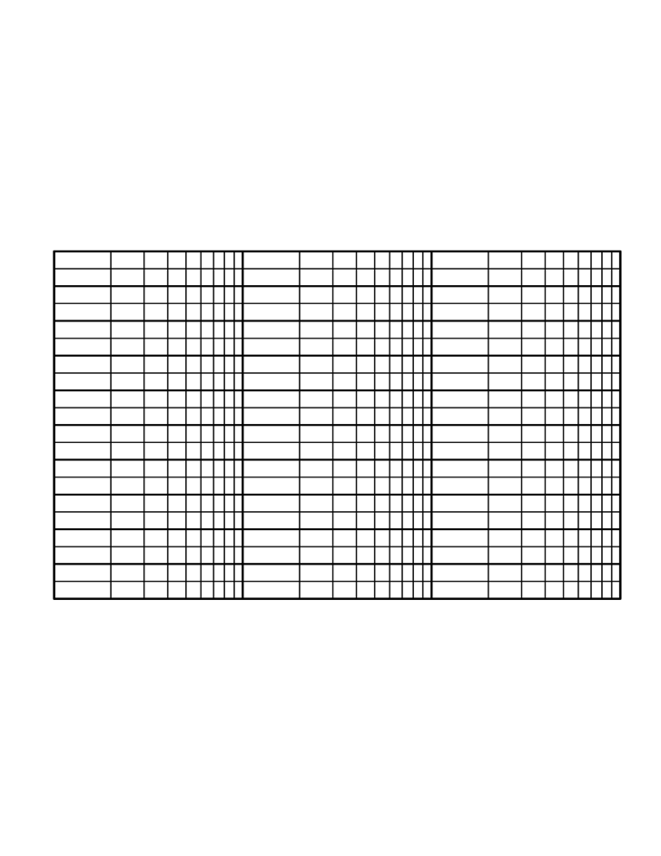 SemiLog Graph paper - Burlington County College