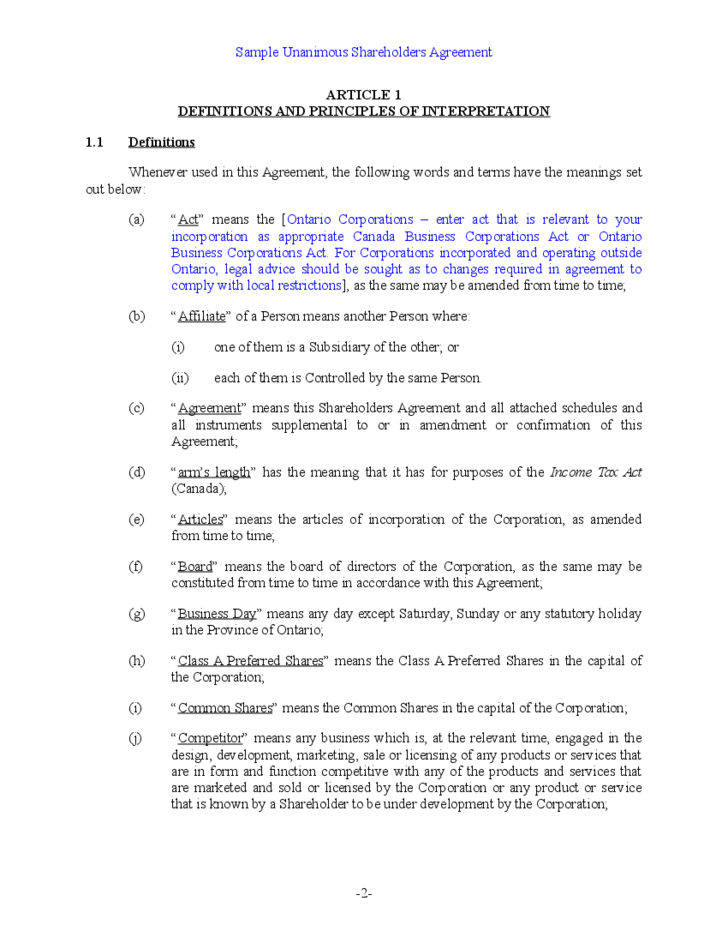 rto partnership agreement template - unanimous agreement gallery agreement letter format
