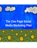 Sample Social Media Marketing Plan Free Download