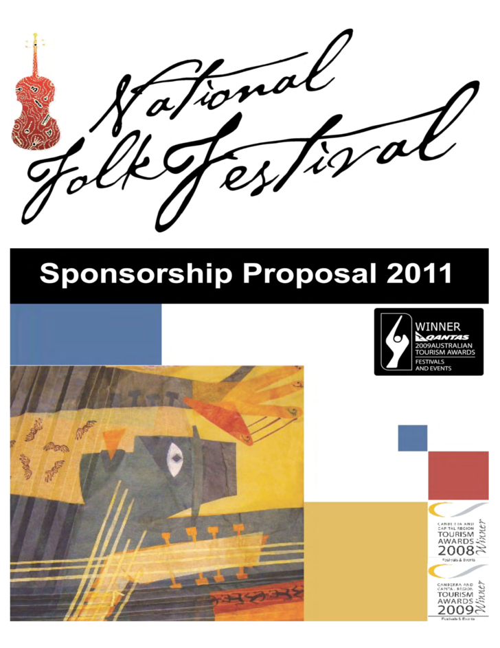 program proposal for a music festival This grant proposal it was prepared by grants west, which has raised $165 million for nonprofit groups over the past ten years  learning center program.