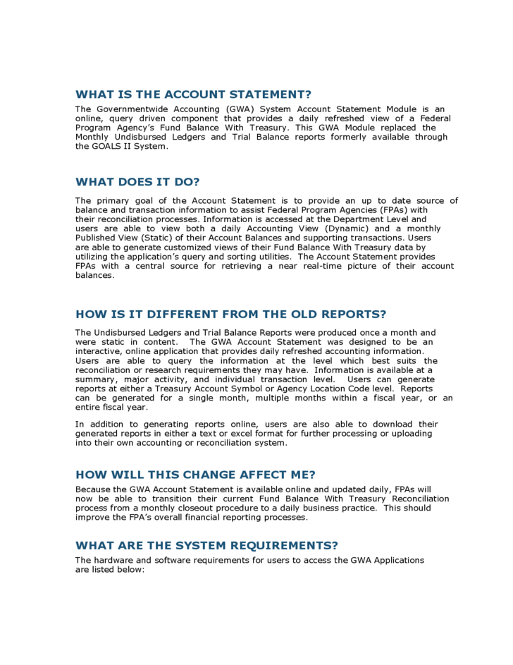 Account statement fact template free download 1 account statement fact template thecheapjerseys Gallery