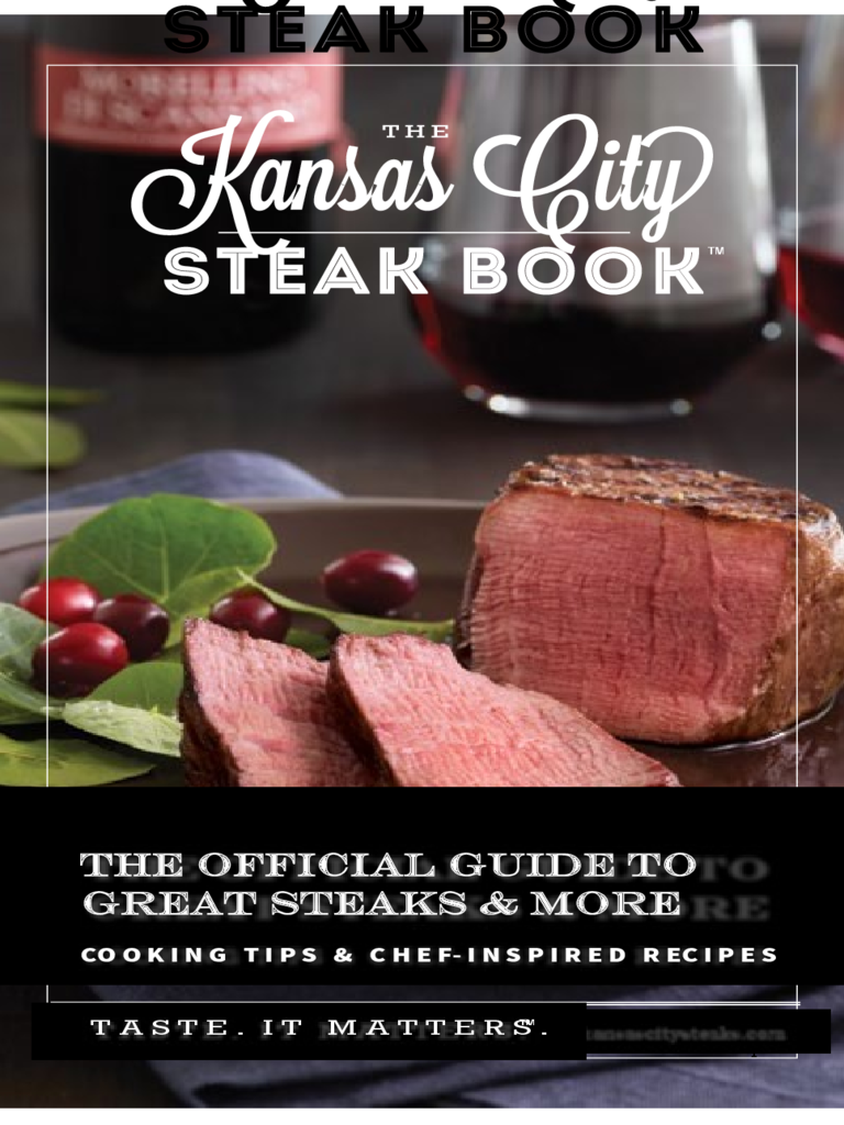 The Official Guide to Great Steak and More - Thekansascity.com Free Download