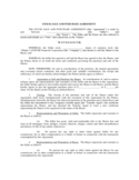 Stock Sale and Purchase Agreement Free Download