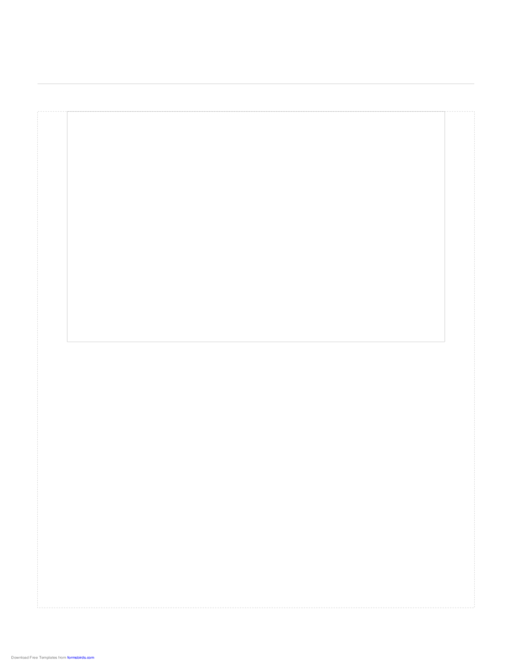 Storyboard with 1x1 Grid of 3:2 (35mm Photo) Screens on Letter Paper
