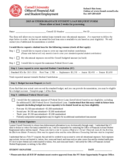 2015-16 Undergraduate Student Loan Request Form Free Download