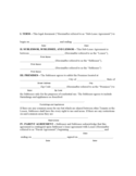 South Dakota Sublease Agreement Form