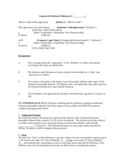 Sample Form for Sublease Agreement Free Download