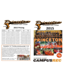 2015 Summer Day Camp Brochure - Princeton University Free Download