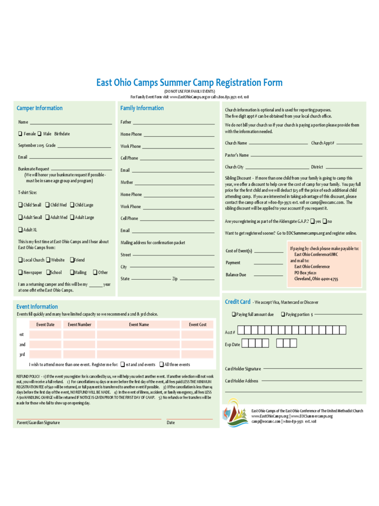 Image Result For Registration Forms Templates Free Download