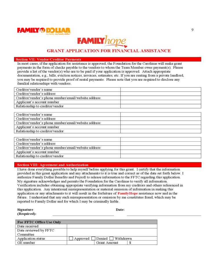 Family Dollar Employment Application Form Dolapgnetband