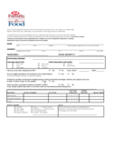 IGA Job Application Form