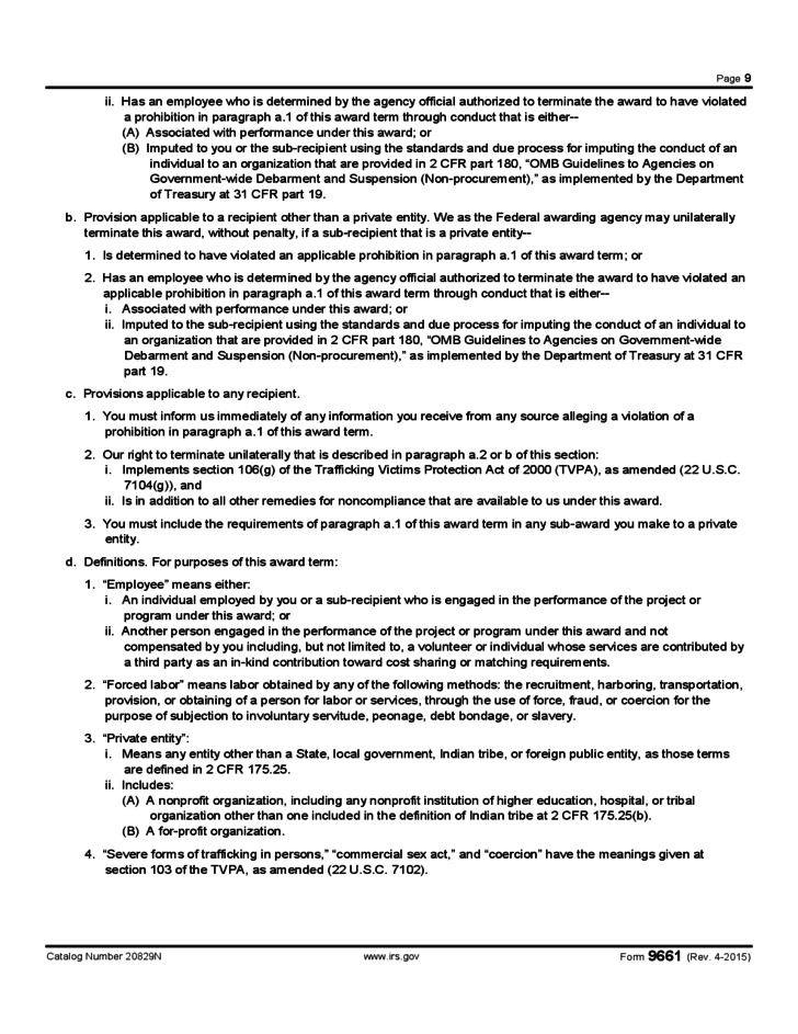 Cooperative Agreement Free Download