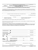 Form 921-A - Consent Fixing Period of Limitation on Assessment of Income and Profits Tax (2001)