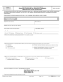 Form 13285-A - Reducing Tax Burden on America's Taxpayers (2012)