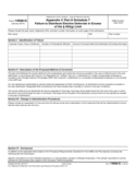 Form 14568-G - Failure to Distribute Elective Deferrals in Excess of the Section 402(g) Limit (2014)