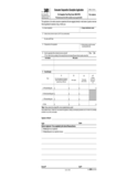 Form 3491 - Consumer Cooperative Exemption Application (2014)