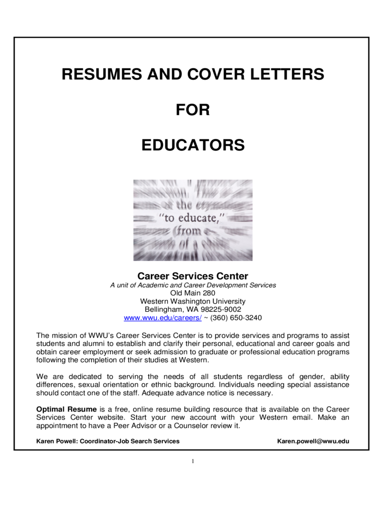 Teacher Resume Template   Free Templates In Pdf Word Excel Download