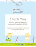 Thank You Certificate for Participation Free Download