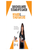 Thank You School Certificate Template Free Download