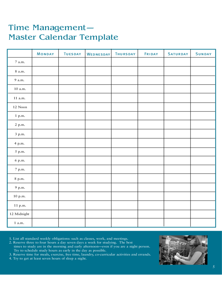 Weekly To Do List Template Free Download  Editable To Do List Template
