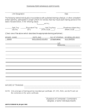 Training Performance Certificate Template Free Download