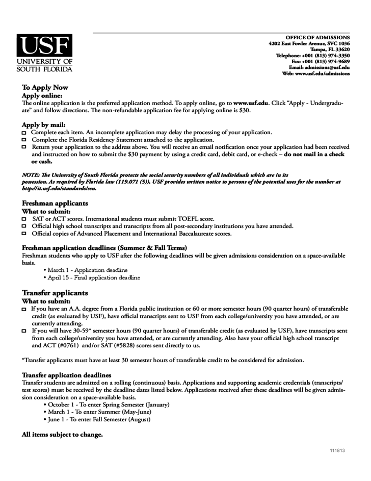 application essay for university of florida With around 31000 students applying to university of florida, it is on  essay  topics – uf has been increasing the number of essays from 1.